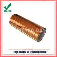 3D printer high temperature tape adhesive tape heating bed board dedicated PLA ABS nemesis yellow brown brown large volume