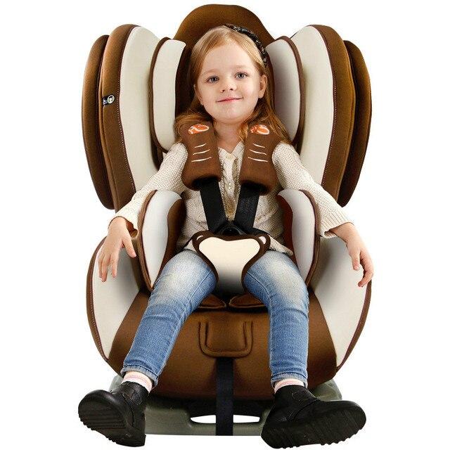 Новые Типы Высокое Качество Baby Car Seat Амортизирующие Обеспечить Ребенку Сиденье дети Безопасность Сгущает Мягкая Новорожденный Auto Стул C01