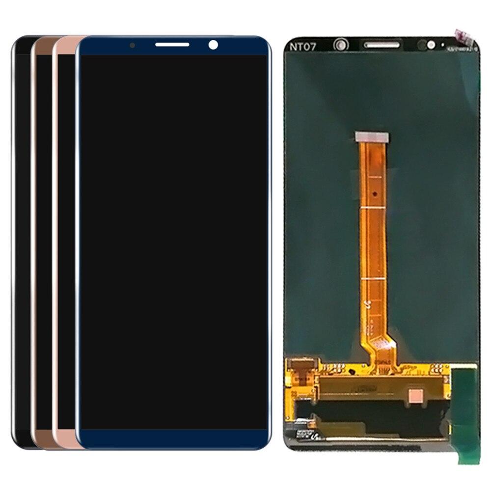 Per Huawei Mate 10 Pro Schermo LCD e Digitalizzatore Assembly con Front Cover di Ricambio!! (Nero/Blu/oro/Moka) - 3