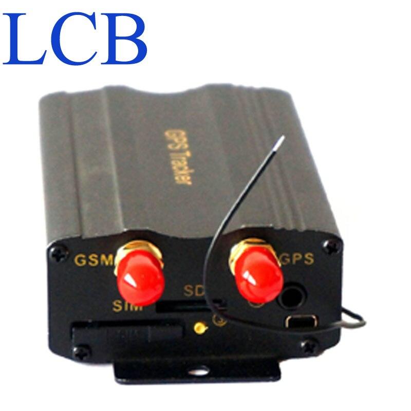 Original Coban Car font b GPS b font Tracker TK 103B GSM GPRS font b GPS