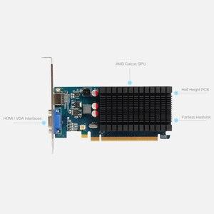 Image 4 - Yeston Radeon R5 230 GPU 2GB GDDR3 64 비트 게임용 데스크탑 컴퓨터 PC 비디오 그래픽 카드 지원 VGA/HDMI PCI E X16 2.0