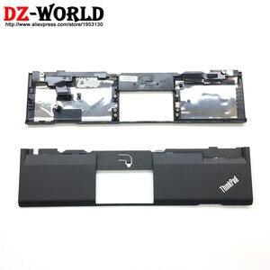 Image 1 - Nouveau panneau dorigine pour ordinateur portable Palmrest C étui pour lenovo ThinkPad X230 X230i sans pavé tactile sans trou dempreintes digitales 04W3726