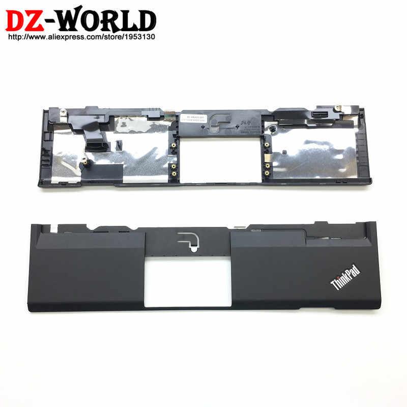 Новый оригинальный ноутбук Панель Palmrest C чехол для lenovo ThinkPad X230 X230i без сенсорной клавиатуры без отпечатков пальцев отверстие 04W3726