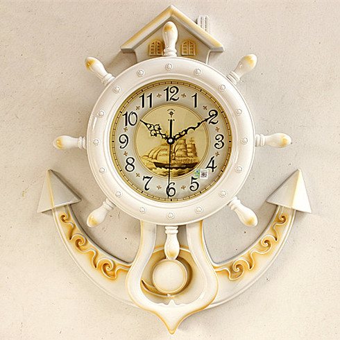 Crafts Arts Home Decoration Special Offer Genuine Polaris Clock The Living Room Feng Shui Garden European Mute Creative Qu In Underwear From Mother