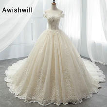 Awishwill Custom Made Bridal Gowns Wedding Dresses A-line