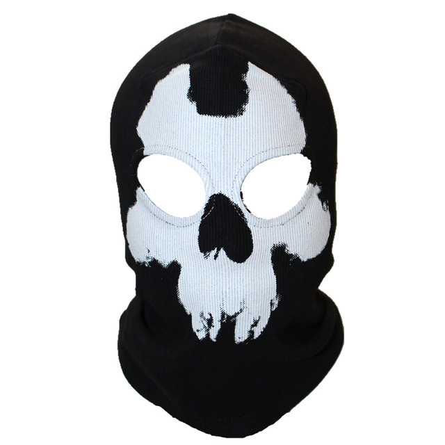 Winter Skull Mask For Men