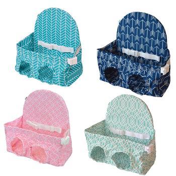 72cb8c5f0817 Брода Детские корзину подушки дети тележка Pad Детские нажмите корзине  покупок Защитная крышка детское кресло коврик 4 цвета