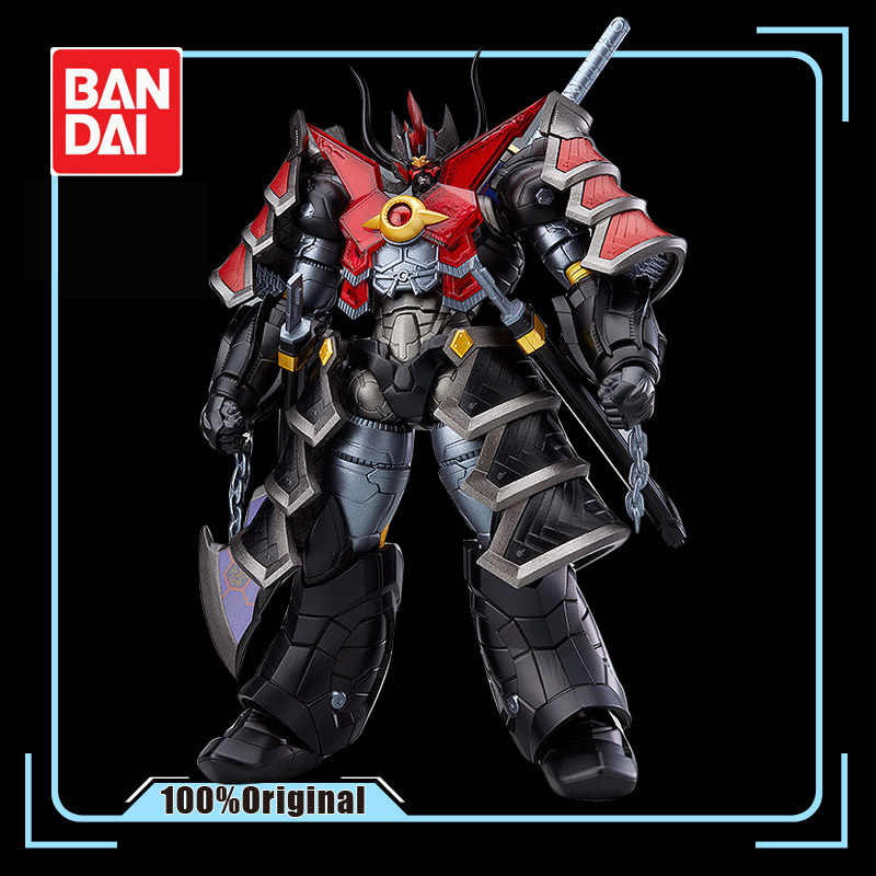 BANDAI GOOD SMILE MODEROID MAZINKAISER HAOH Action Figure Model Modification Deformable-in Action & Toy Figures from Toys & Hobbies    1