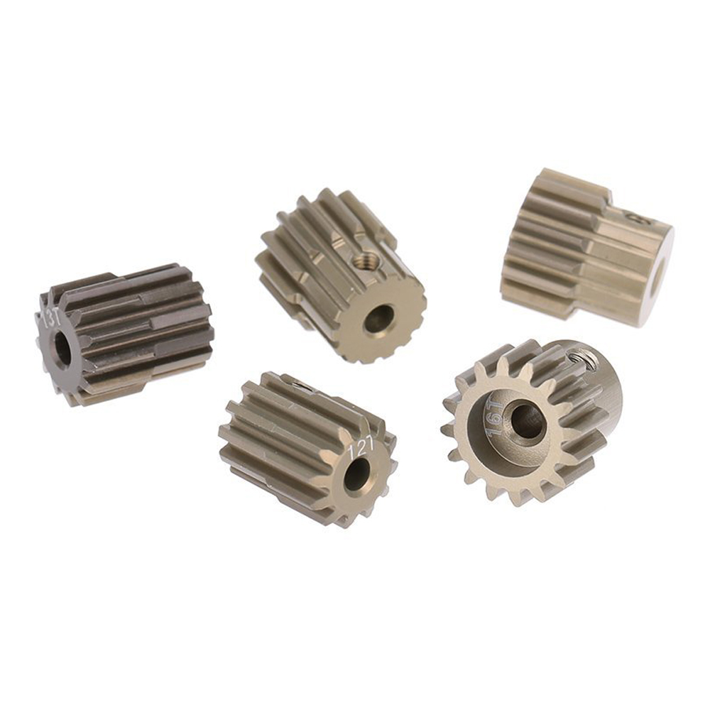ABWE Best Sale 32DP 3.175mm 12T 13T 14T 15T 16T Pinion Motor Gear Set for 1/10 RC Car Brushed Brushless Motor