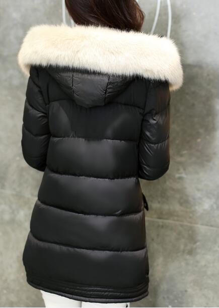 2017 Junior high school students cotton coat 13-14-15-16 year old teenager girls winter thick jacket цены онлайн