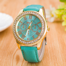 relojes mujer 2019 fashion watch women casual leather quartz watch women's luxury crystal dress wrist watches ladies clock gifts prema brand women watches fashion quartz watch women s clock relojes mujer dress ladies watch business sport red leather female