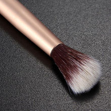 Double Eye Makeup Brush