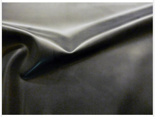 Livraison gratuite 100% feuilles de caoutchouc latex naturel 200cm x 200cm draps de lit en latex avec coutures collées