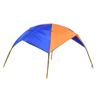 Wnnideo Foldable Awning Inflatable Boat Sun Shelter <font><b>Fishing</b></font> Tent Sun Awning (No Boat Included) ZS