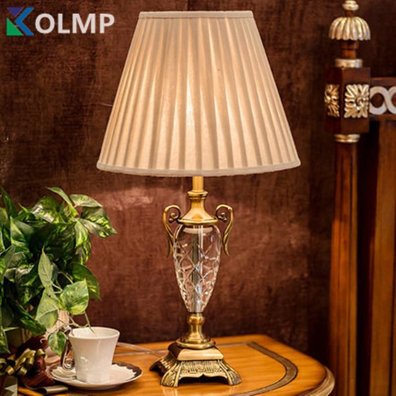 lampade da tavolo di cristallo-acquista a poco prezzo lampade da ... - Tavoli Soggiorno Di Lusso 2