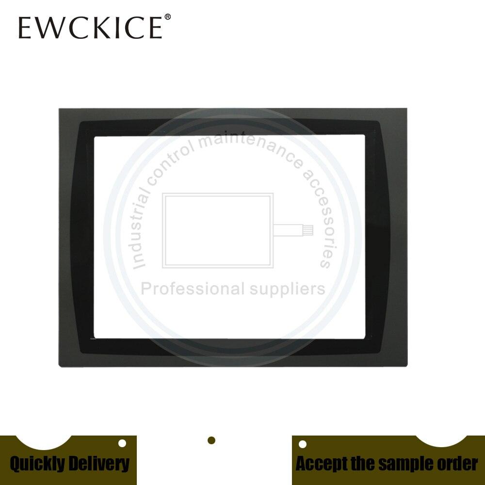 NEW PanelView Plus 1500 2711P-T15C4A8 2711P-T15C4A9 HMI PLC Front label Industrial control sticker
