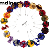 Mdiger Handmade Brooches Suit Flower Lapel Pin For Wedding Mens Color Phase Jewelry Gentlemen Cloth Pin