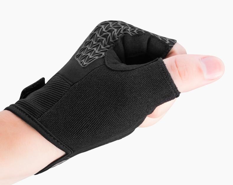 HTB1v vpOSzqK1RjSZPcq6zTepXaP - ROCKBROS Cycling Gloves MTB Road Gloves Mountain Bike Half Finger Gloves Men
