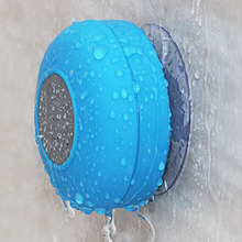 BTS-06 Mini Portable Bluetooth Speaker Waterproof Wireless Music Player for Shower