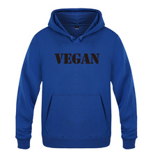 VEGAN logo hoodie
