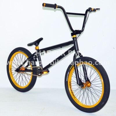 Новый бренд BMX велосипед 20 дюймов колеса 52 см рама Производительность велосипед уличный предел трюк действий велосипед