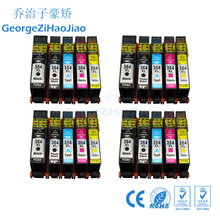 4 sets 364xl Compatible For hp HP364 364xl ink cartridge for 5510 5515 6510 B010a B109 B110a B110c