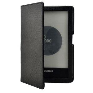 ICKOY Lichi PU кожаный смарт защитный чехол для Pocketbook 650 Tablet e-Reader чехол Аксессуары