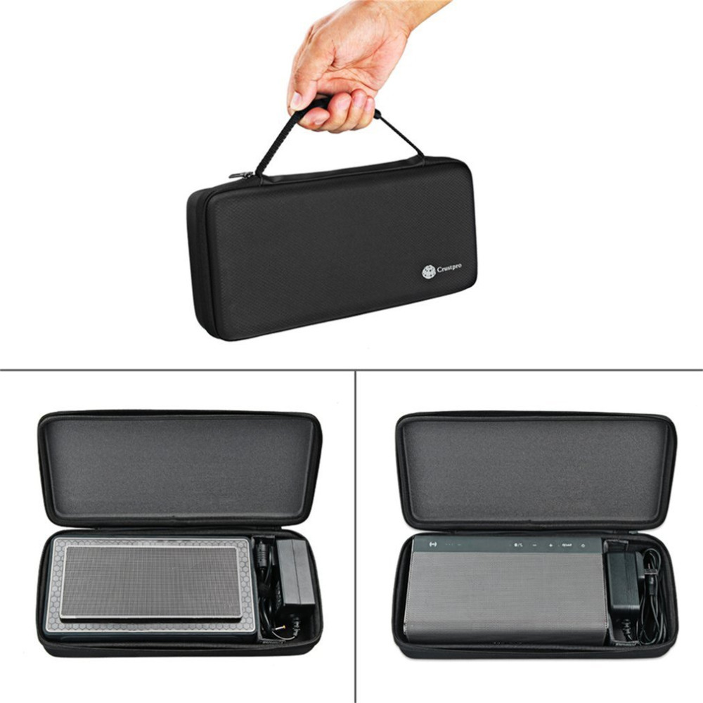 Onleny Portable Protective Case Box Pouch Cover Bag Case For Bowers & Wilkins T7 Creative Sound Blaster for soundblaster roar 1