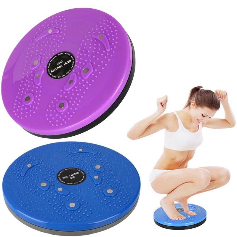 Foot Massage Disc Twister Plate Twist Board Magnet Plate Twist Disk Slimming Legs Fitness