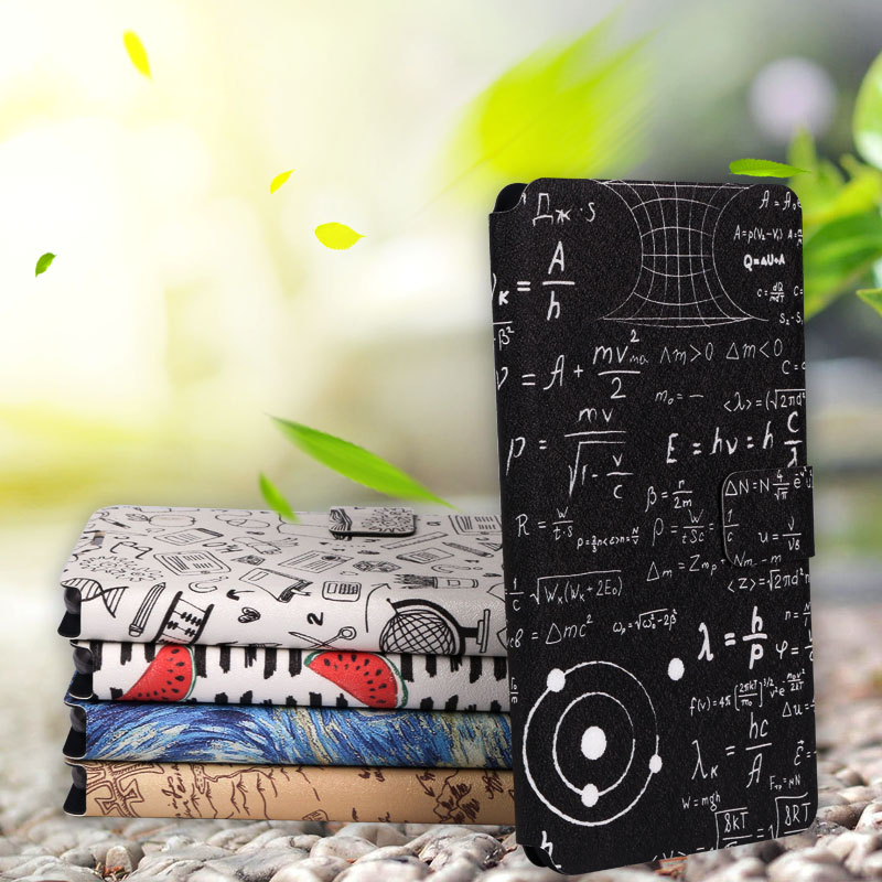 Flip pu Leather Wallet case for <font><b>Samsung</b></font> Galaxy S5 mini Cover For <font><b>Samsung</b></font> S5Mini G800 <font><b>G800F</b></font> G800h Original Phone Cover image