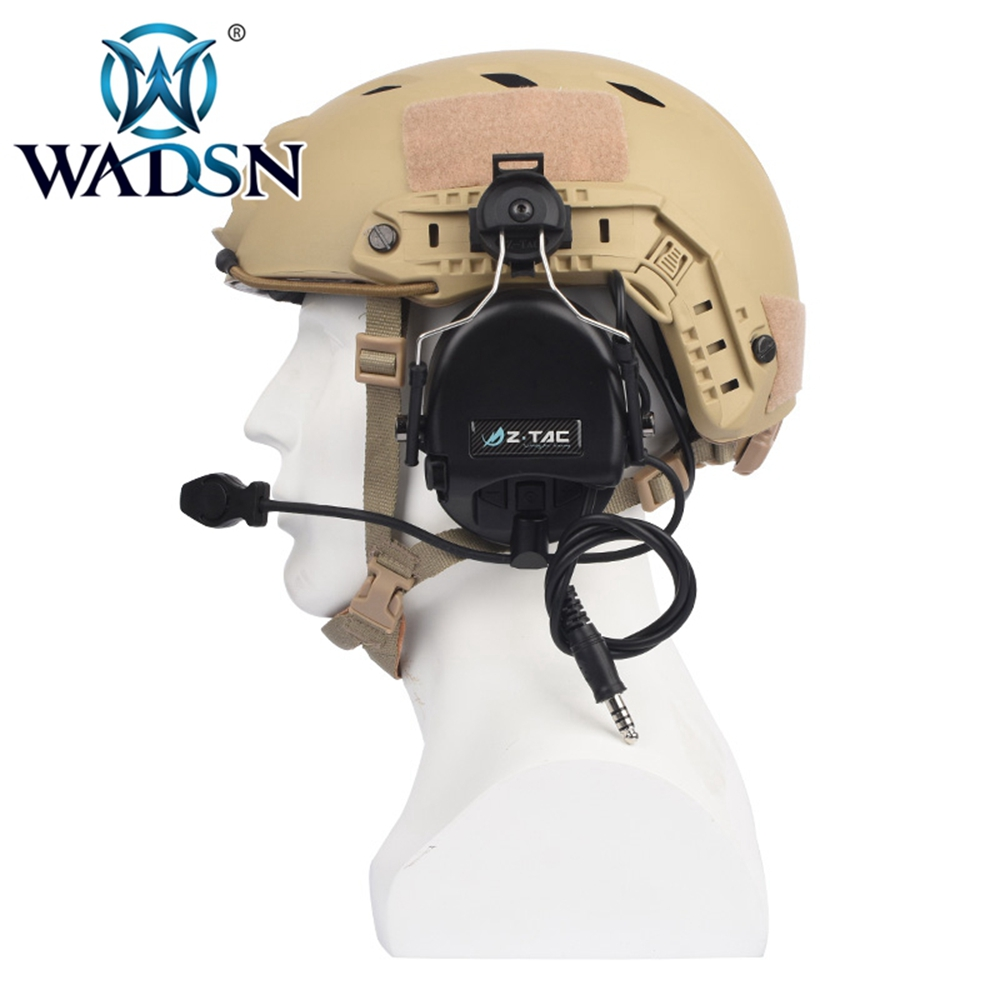 Headset Adapter Military WADSN