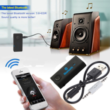 Wireless Bluetooth AUX Audio Stereo Music Receiver Adapter with Mic Hands-free For Home Car Speaker Music Sound System O2