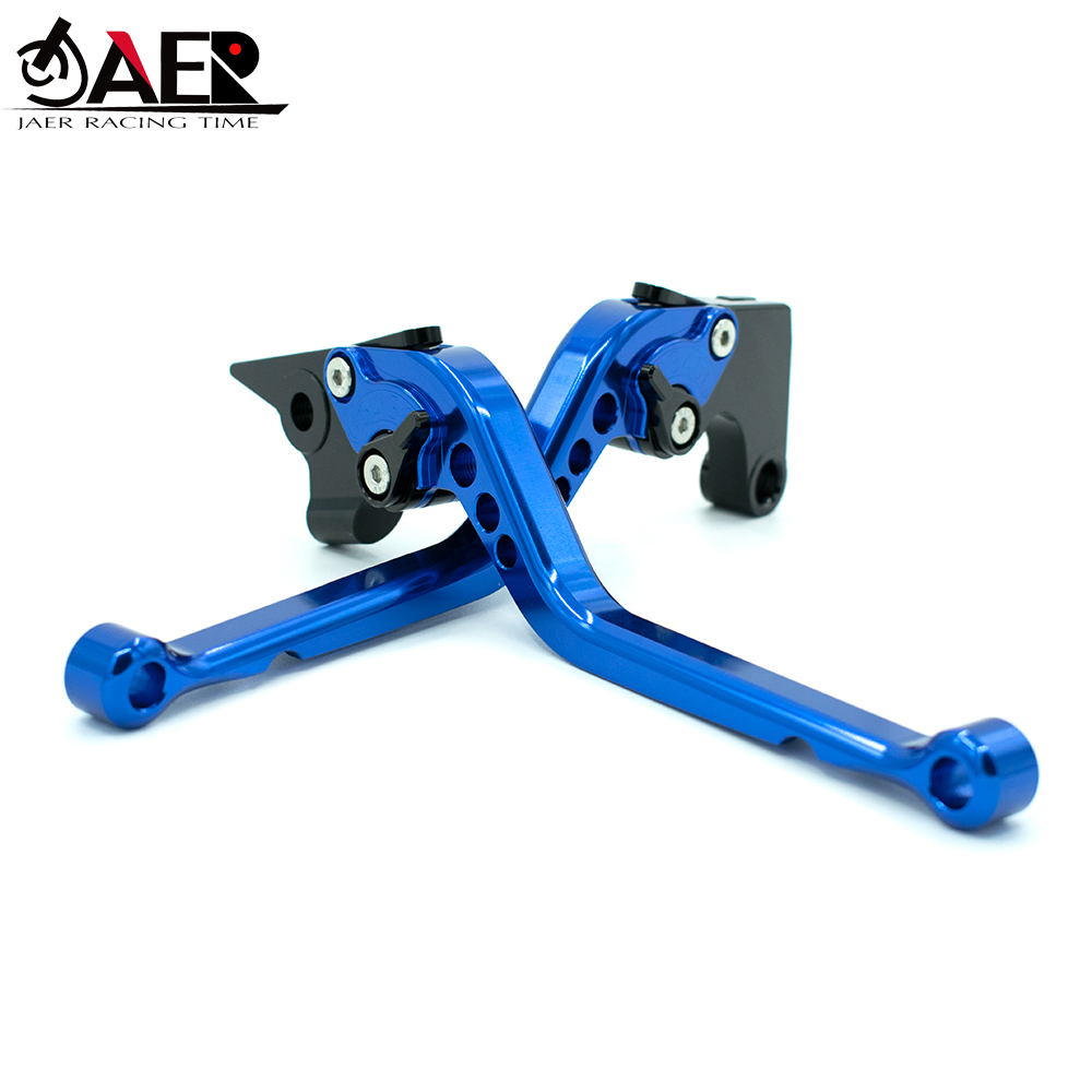JEAR Adjustable CNC Motorcycle Clutch Brake Levers For Kawasaki ZX6R 636 2007 2018 Z750R Z1000 ZX10R Z1000SX NINJA 1000 Tourer-in Levers, Ropes & Cables from Automobiles & Motorcycles