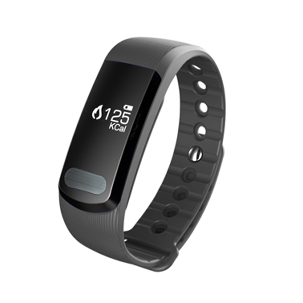 Fashion Waterproof Bracelet Smartband Wristband BSX102 with Heart Rate Monitor Health Smart Bluetooth Bracelet Wearable Devices