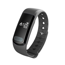 Мода Водонепроницаемый Браслет Smartband Браслет BSX102 с Монитор Сердечного ритма Здоровья Смарт Bluetooth Браслет Носимых Устройств
