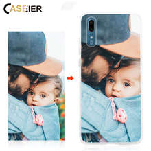 CASEIER DIY Case DIY Custom Print Photo Picture Phone Case For Xiaomi Mi 8 9 5 5s Plus For Redmi Note 7 Pro 5A 4S Universal DIY(China)