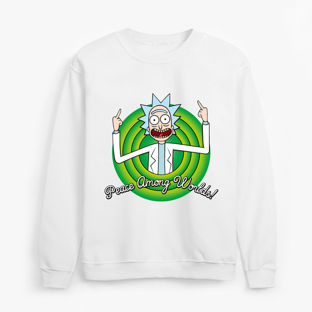 Cool Rick Morty Hoodie Stylish Hoodies Unisex color: Black|Blue|dark blue|Dark Gray|Gray|Red|White