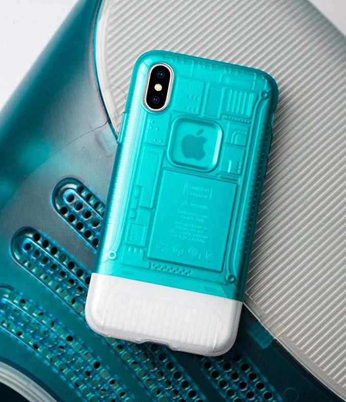 new product 0f5eb b5bfd For SGP Spigen Classic C1 [10th Anniversary Limited Edition] for iphone X  case with Air Cushion Technology for iPhone 7 8 6 case