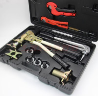 RIESBA PEX 1632 Crimping pliers Range 16 32mm Used for REHAU System Well Received Rehau Plumbing Tool Kit