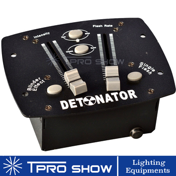 Mini Controller untuk Atom Strobe Light 3000 W Martin Lampu DMX Kecepatan Flash Intensitas Konsol