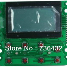 Fast Free shipping ! Kobelco SK-6-6E Excavator Monitor LCD Panel/screen display