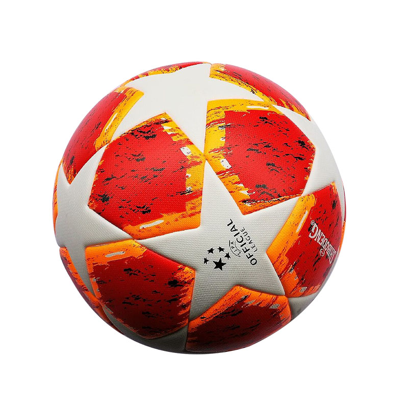Explosion proof Size 5 Professional Trainning Football Soccer ball Sewing Association Football Match Outdoor sport Game footy Pakistan