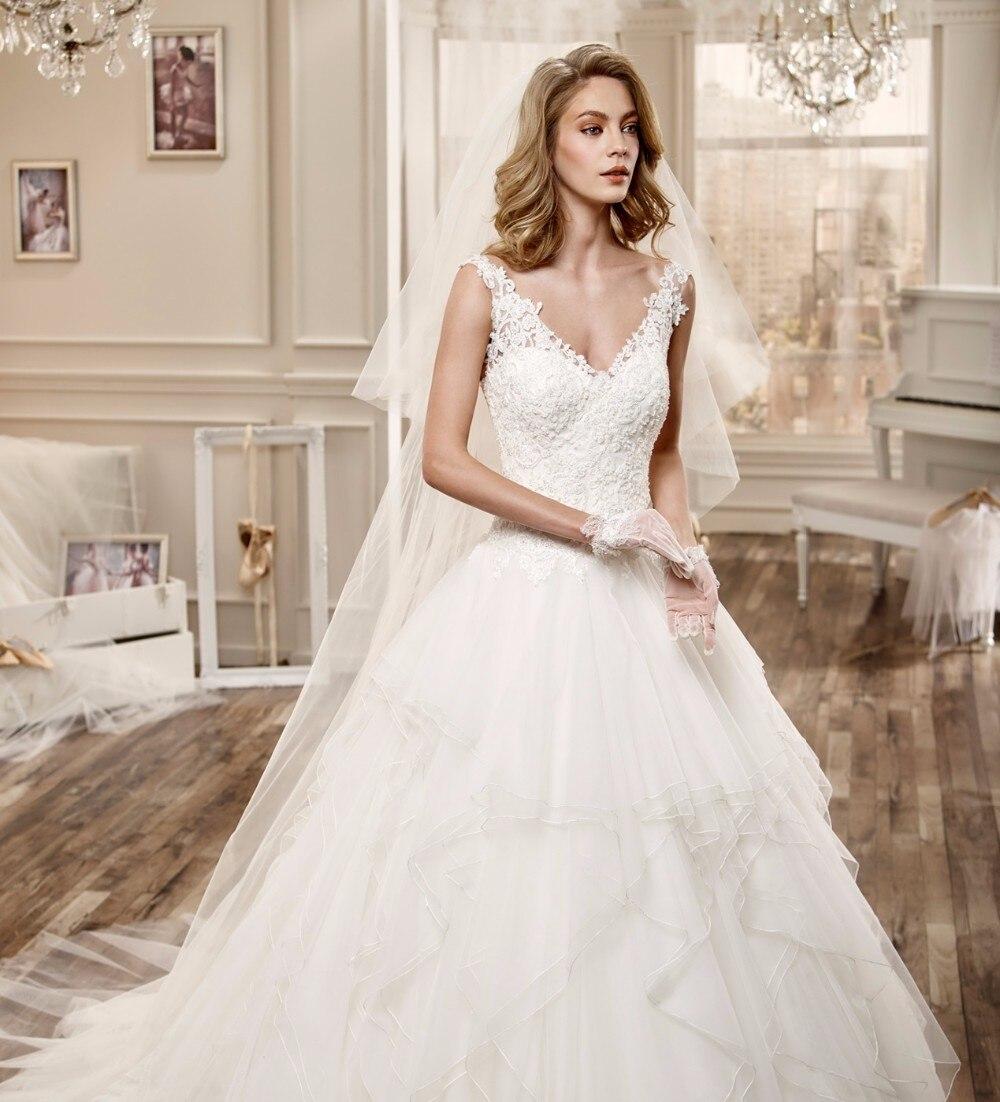 Online get cheap retro wedding dresses for Discount wedding dresses virginia