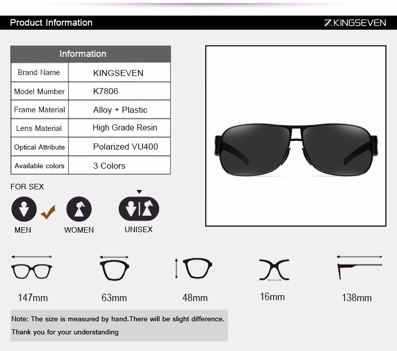 High Quality Alloy Polarized Sunglasses Men Vintage Male Sport Sun glasses Driving Google Eyewear Come with 6 Accessories K7806 1