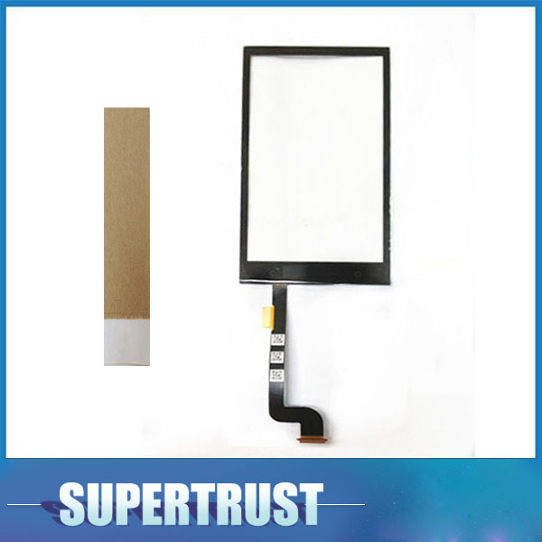 4.5 inch For HTC Desire 601 D601 Touch Screen Digitizer Front Glass Lens Sensor Panel Black Color with tape4.5 inch For HTC Desire 601 D601 Touch Screen Digitizer Front Glass Lens Sensor Panel Black Color with tape