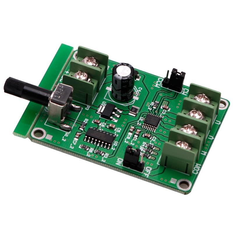 1 pc new 5v 12v dc brushless driver board controller for for Brushless dc motor drive