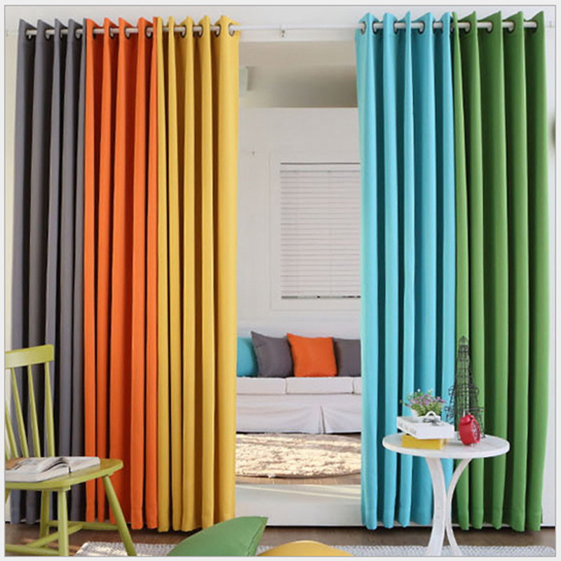 Buy color of 16 home fashion window treatment thermal insulated solid grommet for Thermal windows reviews