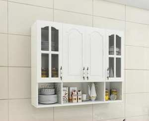 Multilayer-Board The-Cabinet Kitchen Four-Door-Combination Hangs Condole Add-Bottom European-Style