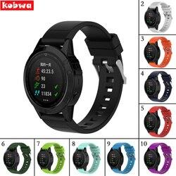 Watchband strap for garmin fenix 5s silicone band 20mm width fenix 5 quick remove quickfit strap.jpg 250x250