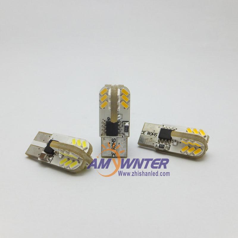 Avtomobil lampaları T10 w5w 194 1.5W 12V oxu İşıq siqnal - Avtomobil işıqları - Fotoqrafiya 2